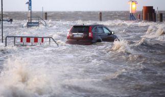 Unwetter-Alarm über Europa. (Foto)