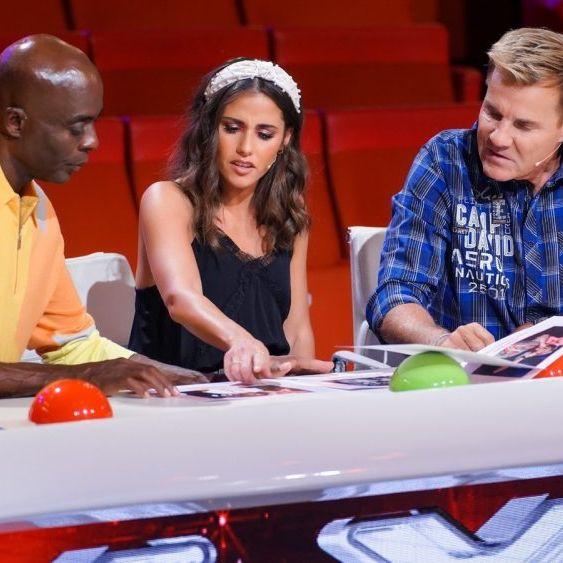 """TV-Aus? Bleibt SIE beim """"Supertalent""""? (Foto)"""