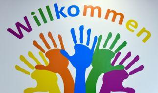 Flüchtlingskinder sollen nach Deutschland kommen dürfen (Foto)