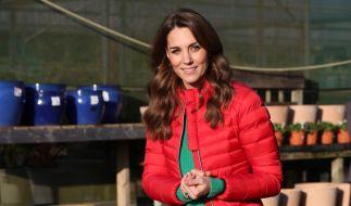 Kate Middleton hatte vor dem ersten Weihnachtsfest mit Queen Elizabeth II. richtig Angst. (Foto)