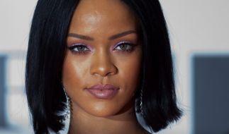 Rihanna sendet heiße Weihnachtsgrüße an ihre Fans. (Foto)