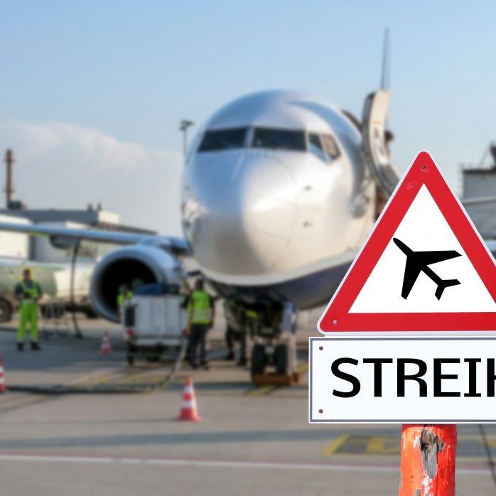 Streik beendet! Mehr als 70 Eurowings-Flüge am Neujahrstag gestrichen (Foto)