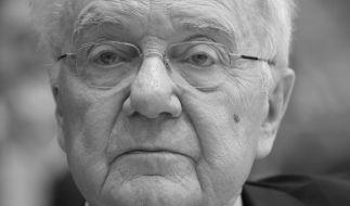 Manfred Stolpe ist gestorben. (Foto)