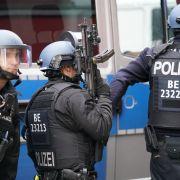 Schüsse amCheckpoint Charlie! Täter flüchtig (Foto)