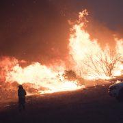 6 Feuerwehrleute in Australien verunglückt (Foto)