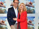 Moderatorin Eva Imhof und ihr Ehemann Peter Imhof sind nur knapp einer Feuerkatastrophe entgangen. (Foto)