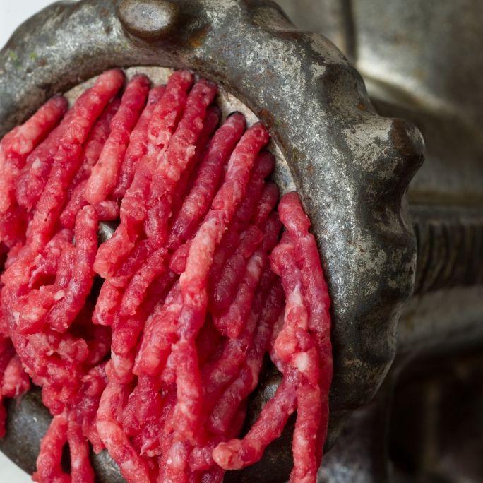 Fabrikmitarbeiter in XXL-Fleischwolf zu Tode gehäckselt (Foto)