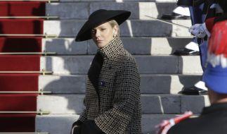 Charlène von Monaco hat großen Kummer (Foto)