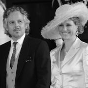 Ein Bild aus glücklichen Tagen: Ari Behn und Prinzessin Märtha Louise im Jahr 2012. (Foto)