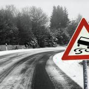 Unwetter-Warnung! HIER drohen Bibber-Frost und Glatteis (Foto)