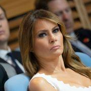 """""""Schön und schlau!"""" Donald Trumps Frau macht sich zum Gespött (Foto)"""