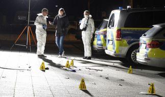 Ein 23-jähriger Polizeikommissarsanwärter hat am Sonntagabend einen Mann in Gelsenkirchen erschossen. (Foto)