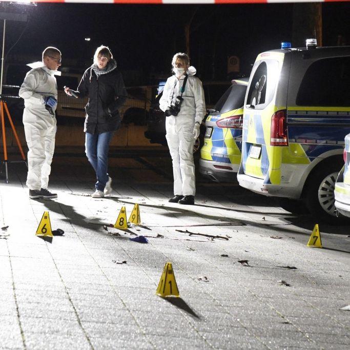 Polizist erschießt Messer-Mann - wohl kein Terror-Hintergrund (Foto)