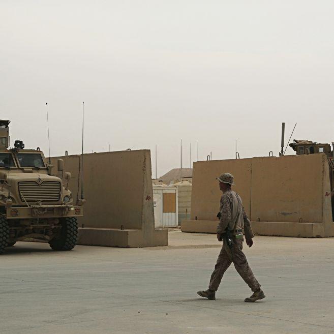 Angst vor Krieg! Iran attackiert US-Militärstützpunkte im Irak (Foto)