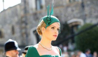 Lady Kitty Spencer, die Nichte der verstorbenen Prinzessin Diana, hat sich mit ihrem Freund verlobt. (Foto)