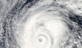 Ein Zyklon ist auf Australiens Küste gestoßen. (Foto)