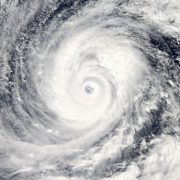 Wie wirkt sich Zyklon Blake auf die Feuerkatastrophe aus? (Foto)