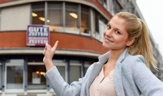 Valentina Pahde ist jetzt Pferde-Fan. (Foto)