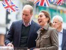 """Prinz William soll nach dem Rückzug von Meghan Markle und Prinz Harry alles andere als erfreut sein - für Kate Middleton dürfte der """"Megxit"""" jedoch ein Glücksfall sein. (Foto)"""