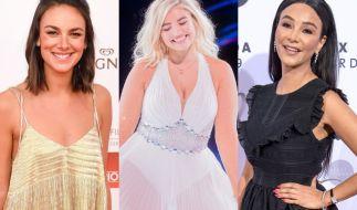 Schauspielerin Janina Uhse, Model Sarina Nowak und TV-Star Verona Pooth sind nur drei der Promi-Damen, die ihren Fans diese Woche mit sexy Tatsachen einheizten. (Foto)