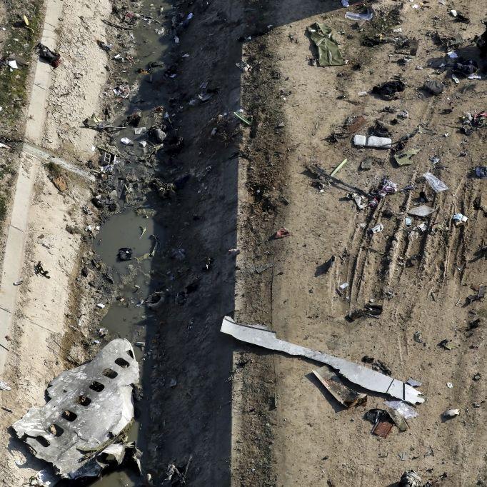 """""""Versehentlich abgeschossen!"""" Iran gesteht """"menschlichen Fehler"""" (Foto)"""
