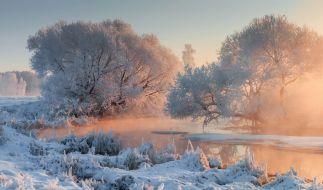 Können wir uns bald über Winter-Wetter freuen? (Foto)