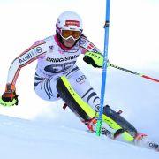 Rebensburg bei Weltcup-Premiere im Parallel-Riesenslalom früh draußen (Foto)
