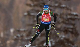 Die Biathlon-Elite misst sich vom 15. bis 19. Januar 2020 in Ruhpolding in den Disziplinen Sprint, Staffel und Verfolgung. (Foto)
