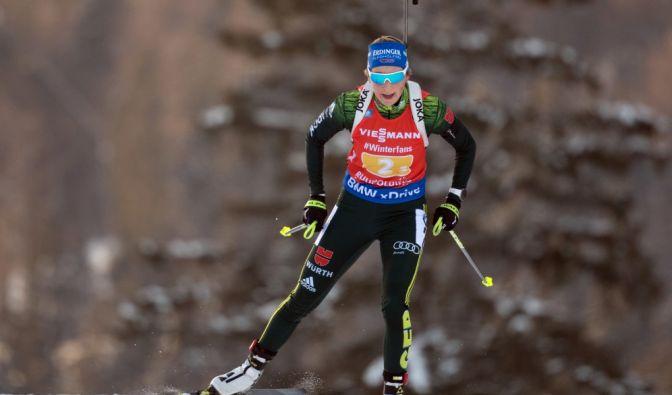 Biathlon Weltcup 2019/20 in Ruhpolding