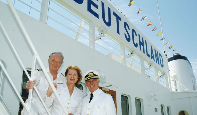 """""""Das Traumschiff"""" im Live-Stream und TV"""