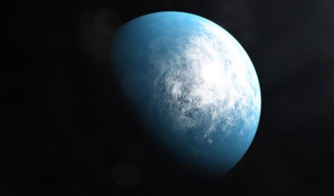 Neuer Planet TOI 1338