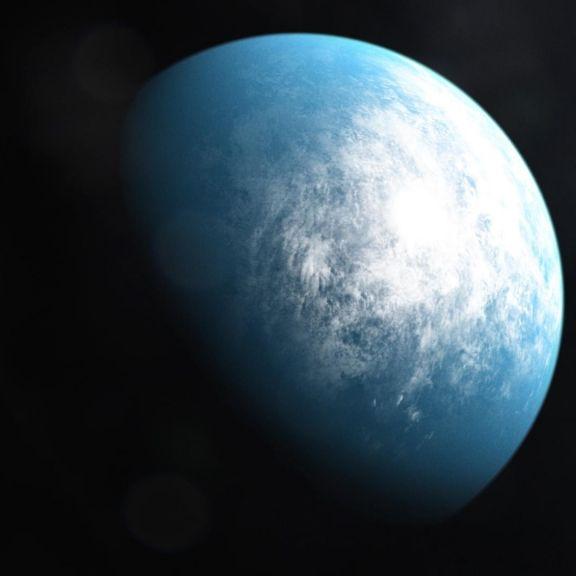 Nasa-Praktikant entdeckt unbekannten Planeten mit 2 Sonnen (Foto)