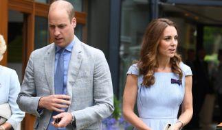 Hängt bei Kate Middleton und Prinz William der Haussegen schief? (Foto)