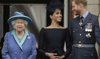 Könnte Herzogin Meghan in einem Interview auspacken? (Foto)