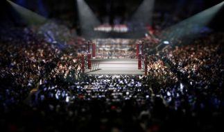 Die Wrestling-Welt trauert um zwei Legende des Sports. (Foto)