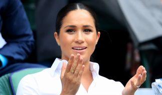 Fühlte sich Meghan Markle aufgrund von Rassismus im britischen Königshaus unwohl? (Foto)