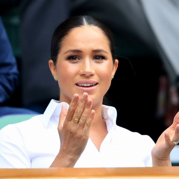 Böse Behauptung! Geht Herzogin Meghan aufgrund von Rassismus? (Foto)
