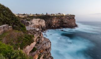 Die berühmte Diamond Bay in Australien. Hier stürzte das Model in den Tod. (Foto)