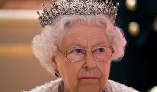 Queen Elizabeth II. hat über die Abschiedspläne von Prinz Harry und Meghan Markle entschieden. (Foto)