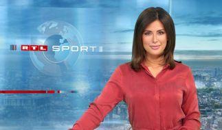 """NEUE SPORT-MODERATORIN BEI """"RTL AKTUELL"""", Jana Azizi (Foto)"""