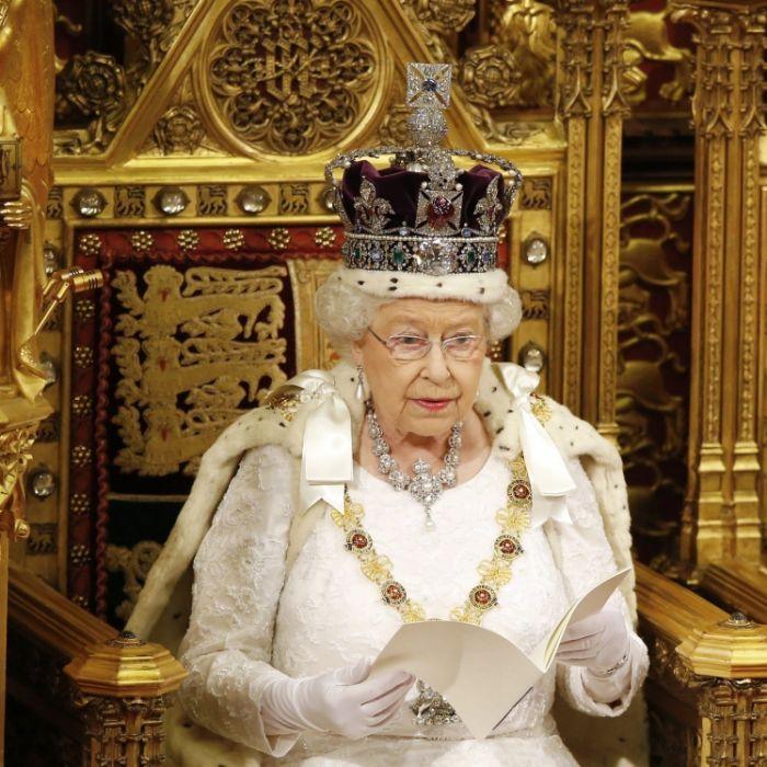 DAS verrät das Megxit-Statement von Queen Elizabeth II. wirklich (Foto)