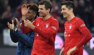 Der FC Bayern München darf sich über einen Riesen-Sponsorendeal freuen. (Foto)