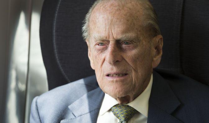 Prinz Philip leidet wegen Prinz Harry