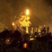 Dramatische Bilder! Zwei Tote nach Chemieunfall (Foto)