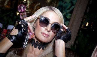 Paris Hilton hat sich bei Instagram entblättert. (Foto)