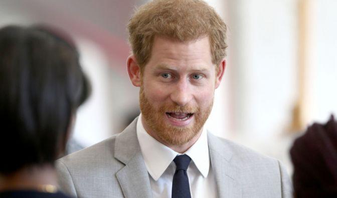 Prinz Harry nach dem Megxit