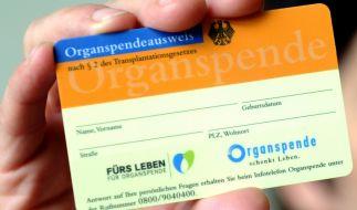 Wie sieht die Zukunft der Organspende aus? (Foto)