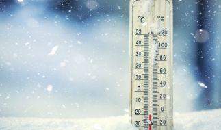 Die USA und Nordamerika werden von einer extremen Kältewelle erfasst. (Foto)