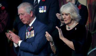 Bei Prinz Charles und Camilla Parker Bowles soll der Haussegen schief hängen. (Foto)