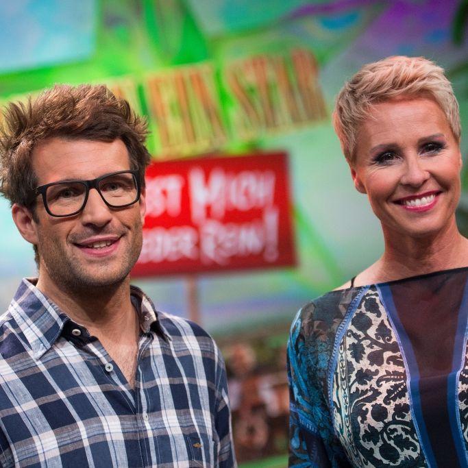 Danni Büchner und Sven Ottke müssen im Finale gehen (Foto)